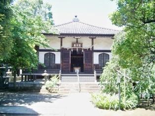 遠寿院表堂