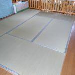 保育園の畳D