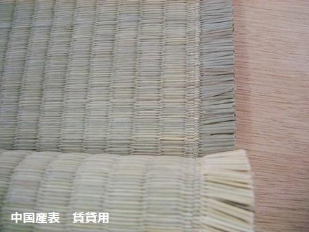 中国産表 賃貸用