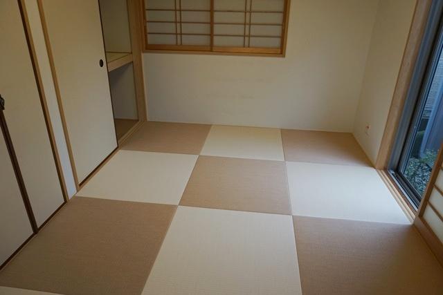 清流カクテルフィット13×15C・縁無し畳・琉球畳