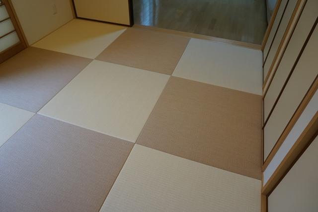 清流カクテルフィット13×15D・縁無し畳・琉球畳