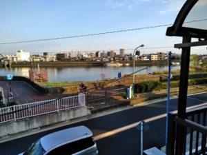旧江戸川が見えるお部屋A