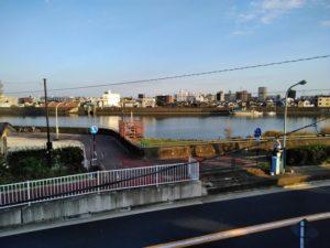 旧江戸川が見えるお部屋B