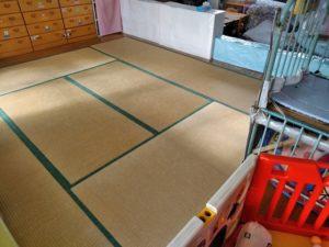 保育園の畳B