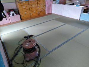 保育園の畳C