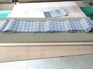 小紋付き床の間用新畳