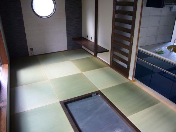 縁無し畳・琉球畳・江戸川区
