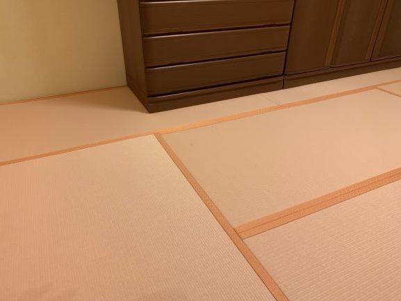 ダイケン清流・薄桜、麻の葉・橙B