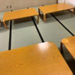 市川市斎場の畳の部屋A
