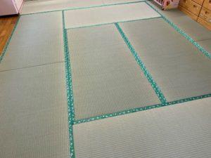 保育園の畳2
