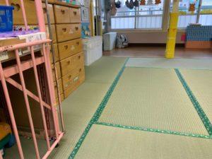 保育園の畳4