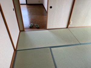 浦安・売買物件マンション・和室からリビング方向