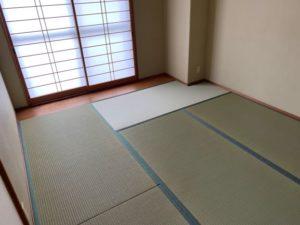 浦安・売買物件マンション・和室内