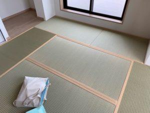 船橋市・つややか表・ケナフ床・鞍馬7A