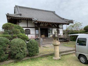 法福寺本堂