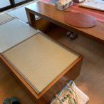 畳の収納ボックス