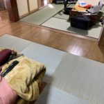 玄関から入ると両側に畳の部屋